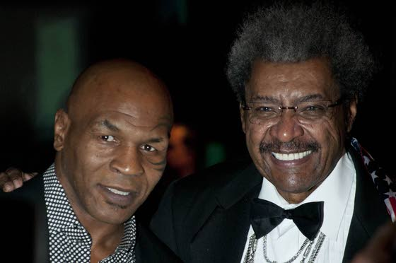 Tyson, others relive their A.C. glory