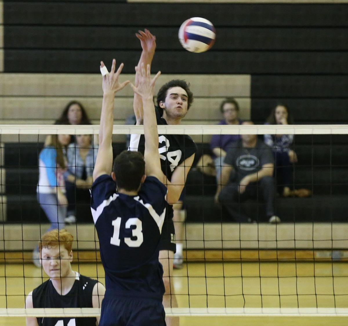 southern boys volleyball