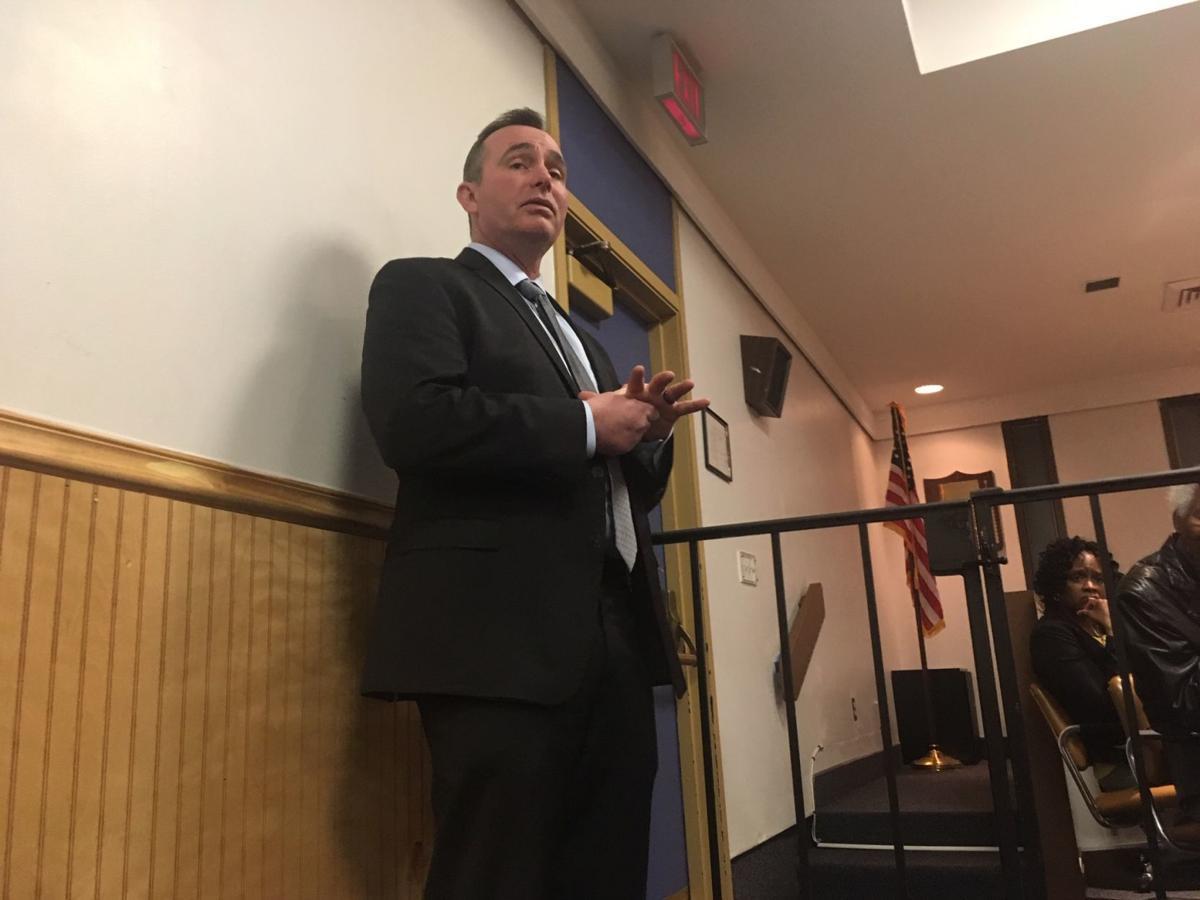 Pleasantville Town Hall Meeting