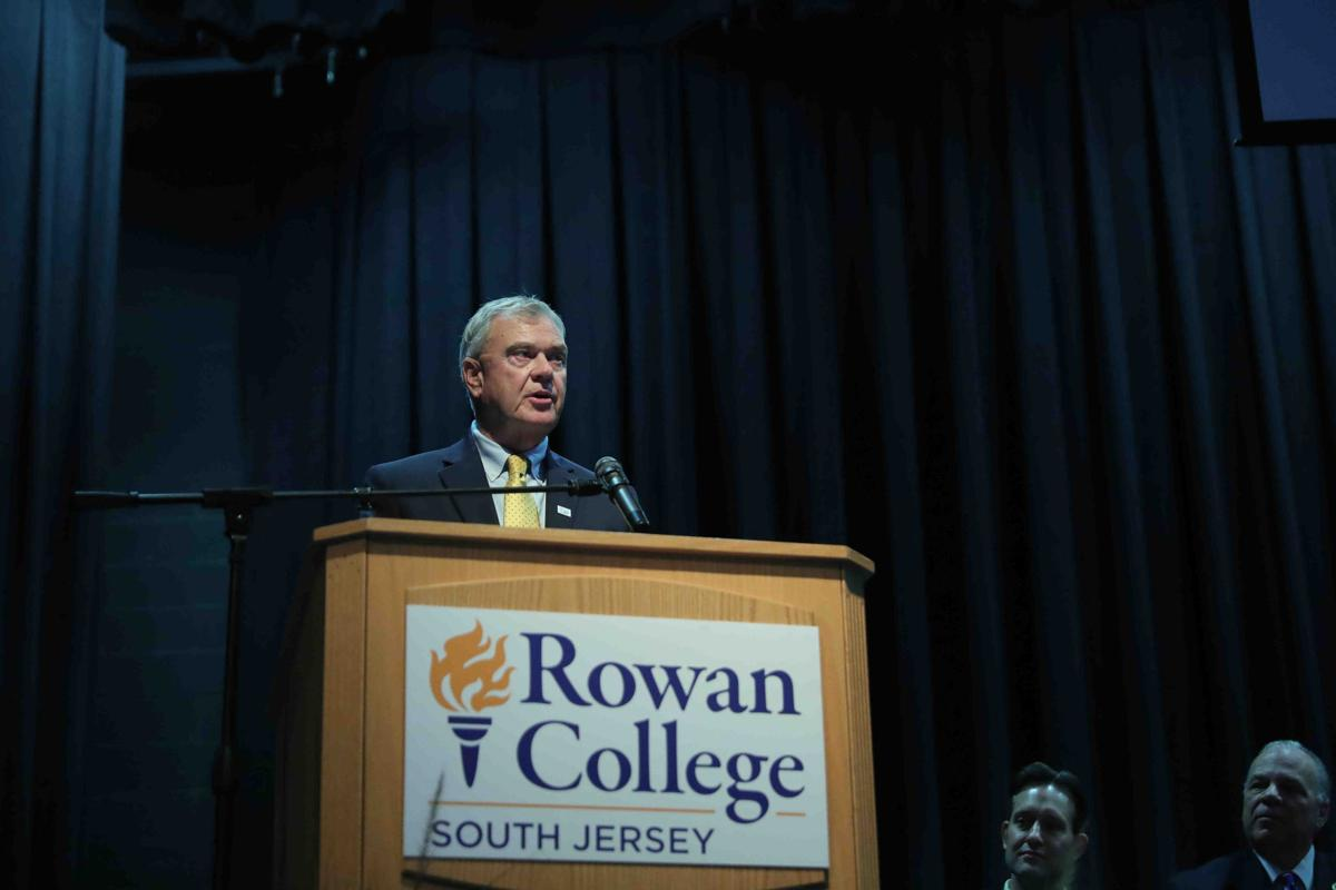 Rowan College of South Jersey celebration
