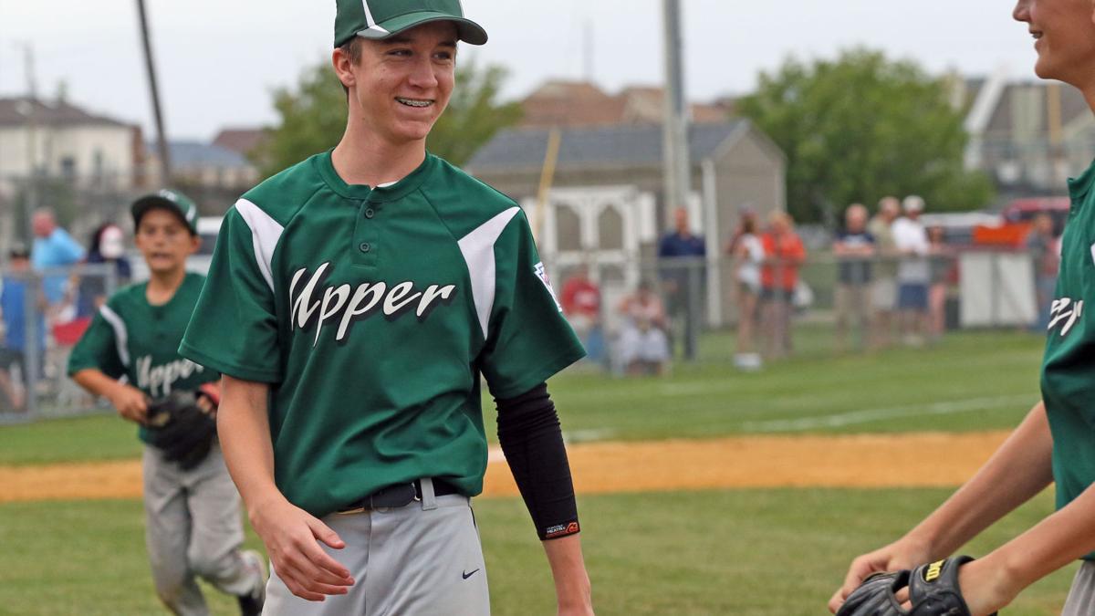District 16 Little League baseball final
