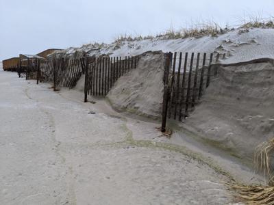 Stone Harbor Beach Erosion