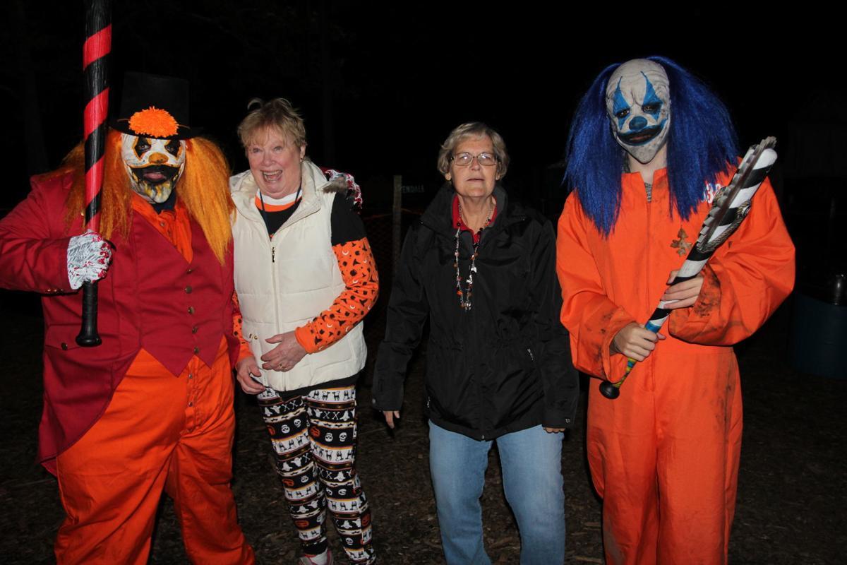 terror in the junkyard offers lots of halloween thrills | egg harbor