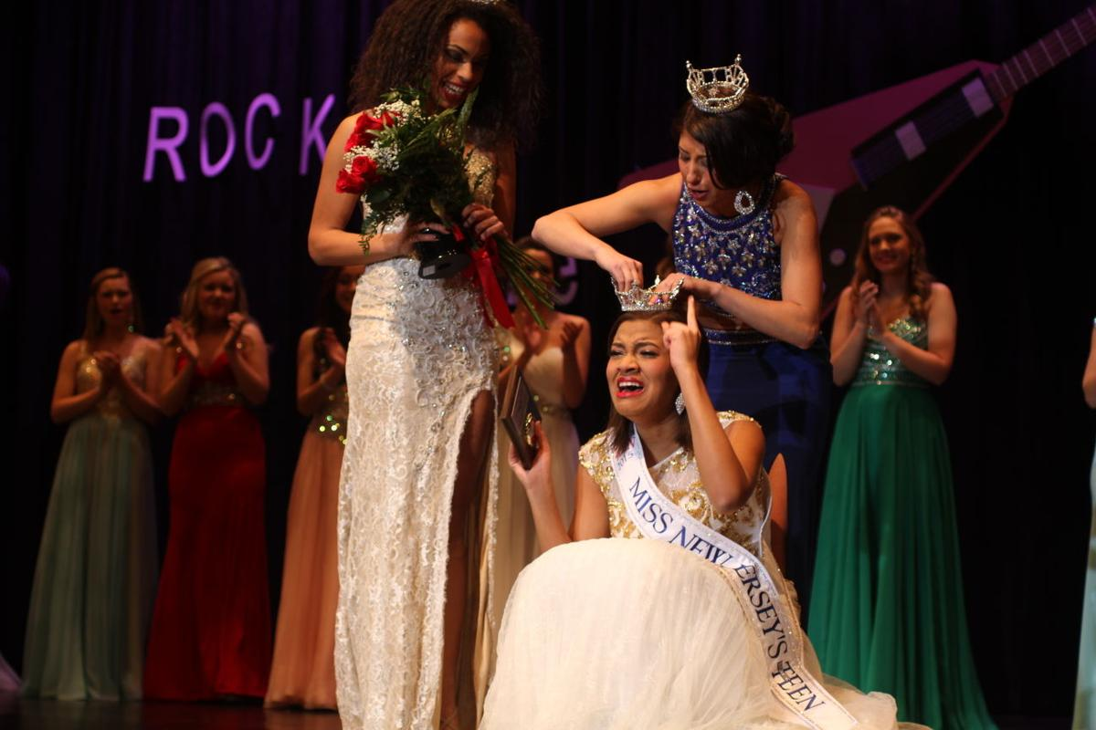 Miss New Jersey Outstanding Teen 2015
