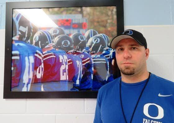 Oakcrest's new head coach has deep ties to school