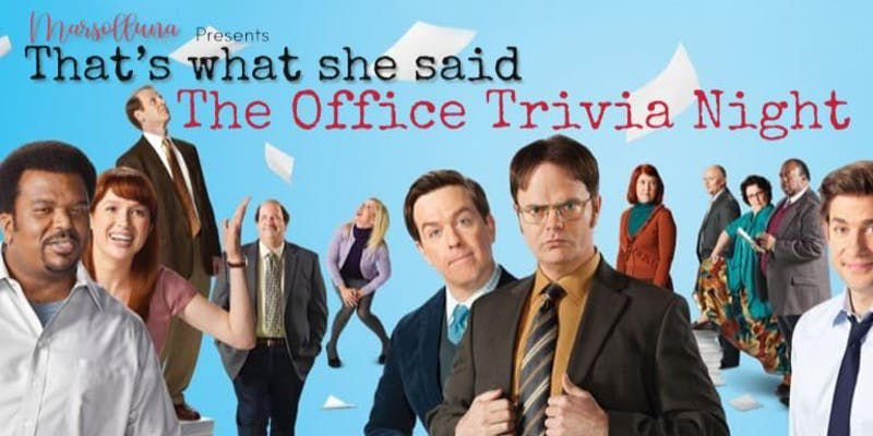 """The Office Trivia Night"""