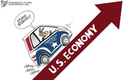 Bruce Plante Cartoon: Campaign 2020
