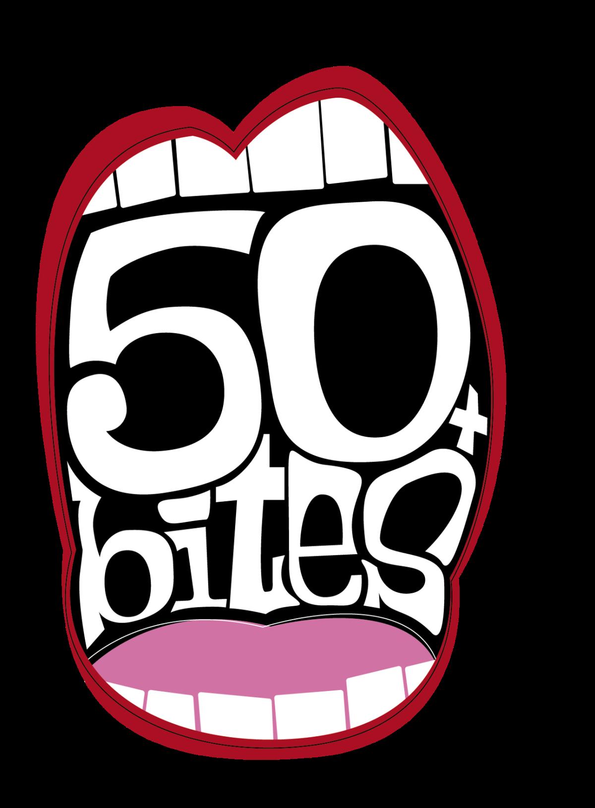 50 Bites+
