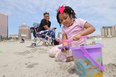 Heat in Atlantic City