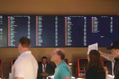Borgata casino launches mobile sports betting in New Jersey