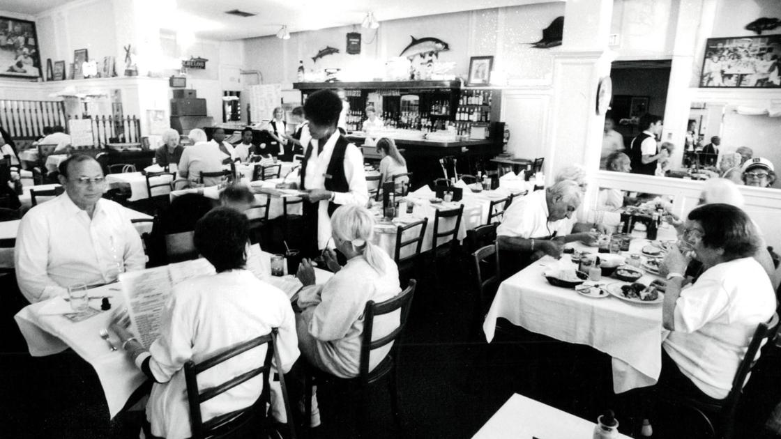 Old Atlantic City Restaurants