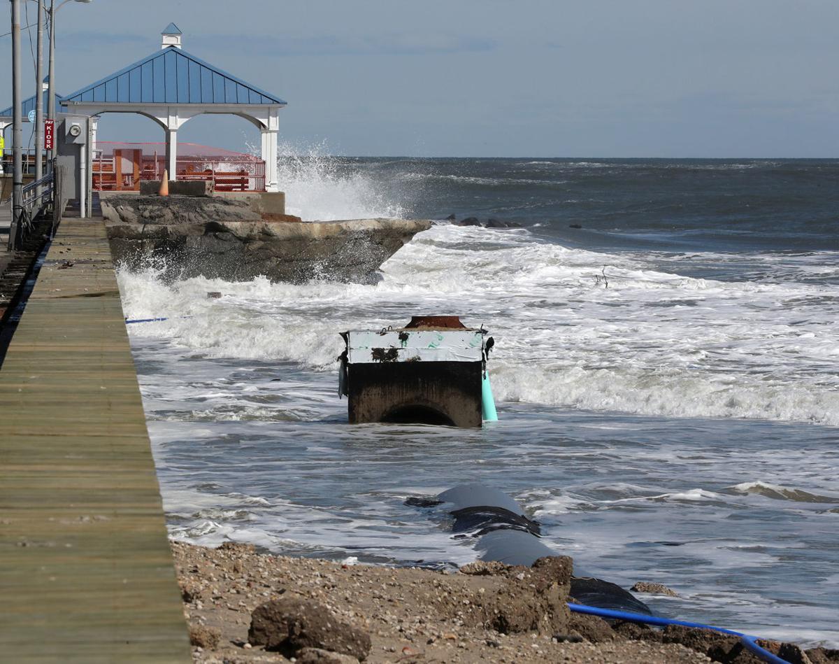 Bulkhead Saves North Wildwood From Disaster Beyond Beach Erosion Breaking News Pressofatlanticcity