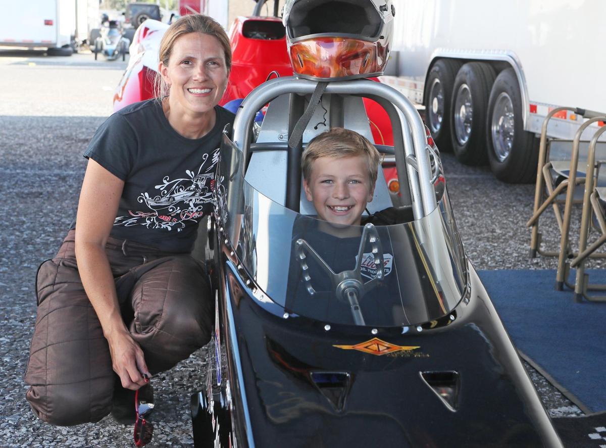 Drag race with Stalba Family