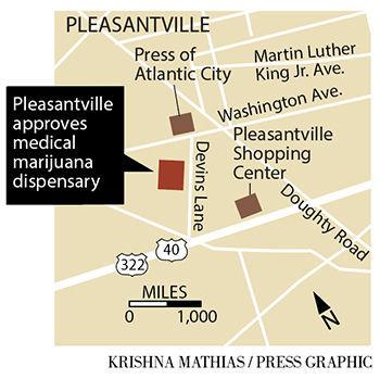 Pleasantville old Press building