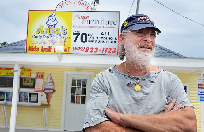 Somers Point Retailer Offers A Mix Of Ice Cream And Furniture