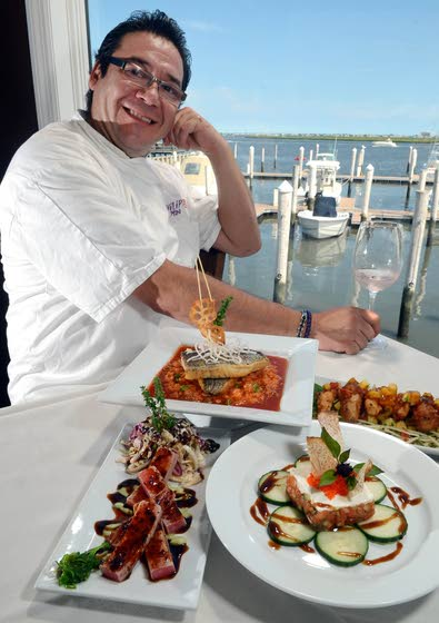 Philippe Chin brings innovative cooking and bistro dining to Somers Point