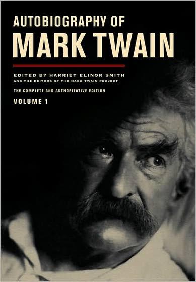 Mark Twain back on best-seller list