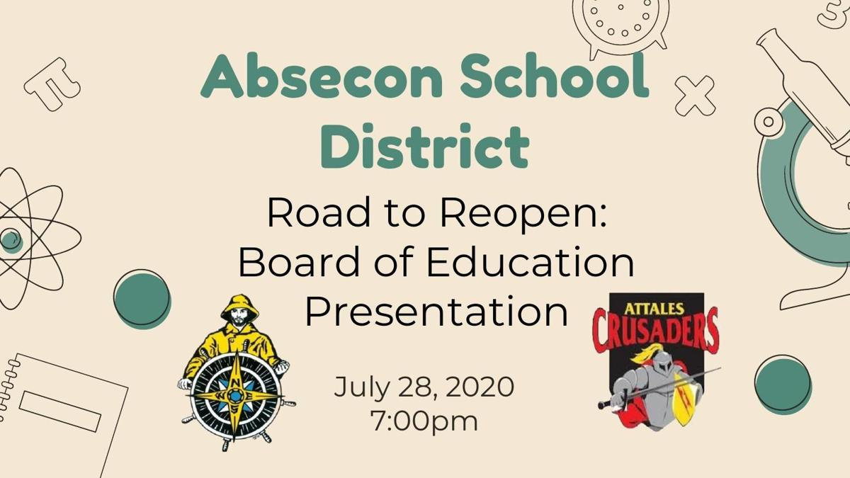 Absecon reopening plan