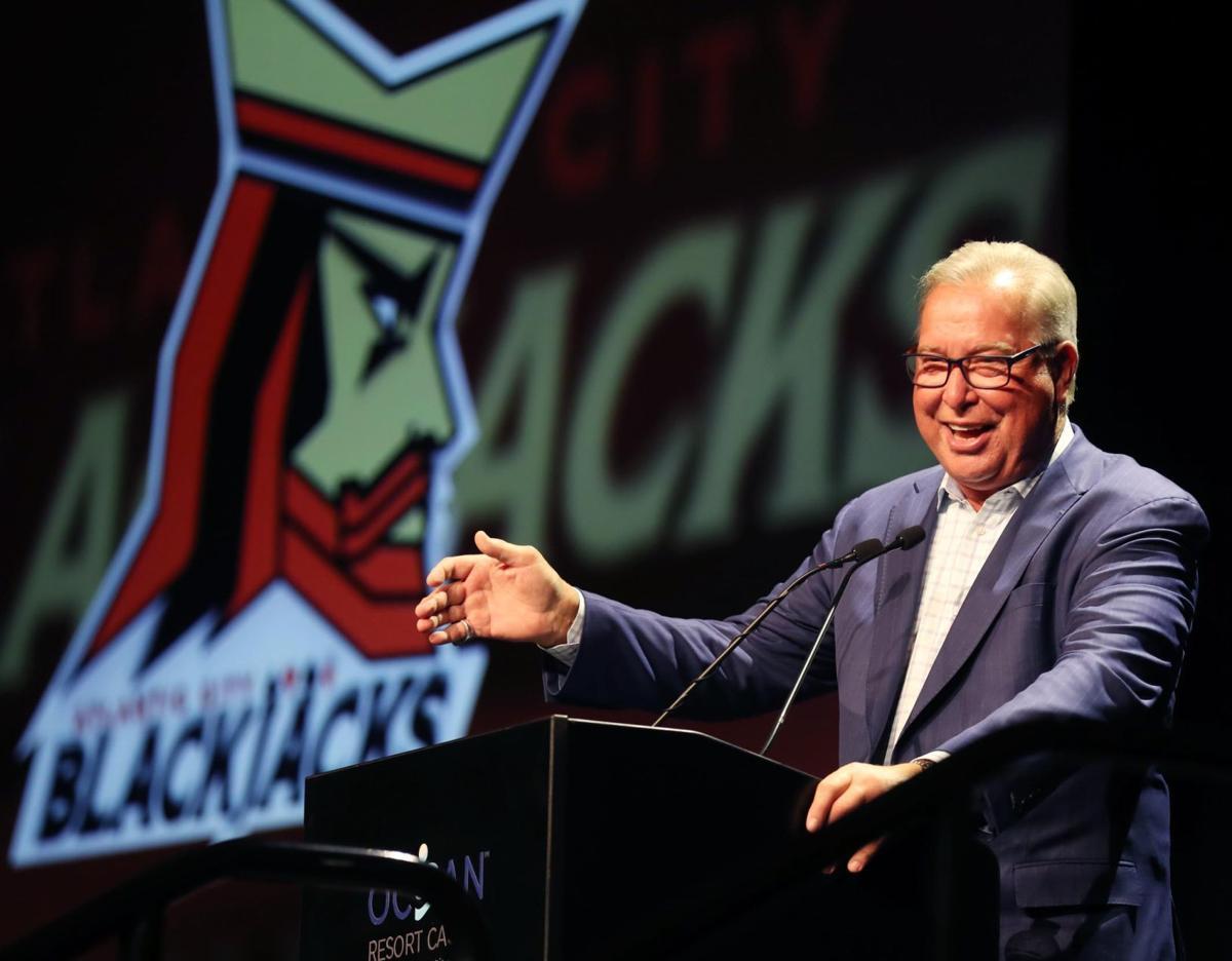 Atlantic City Blackjack new Arena Football team