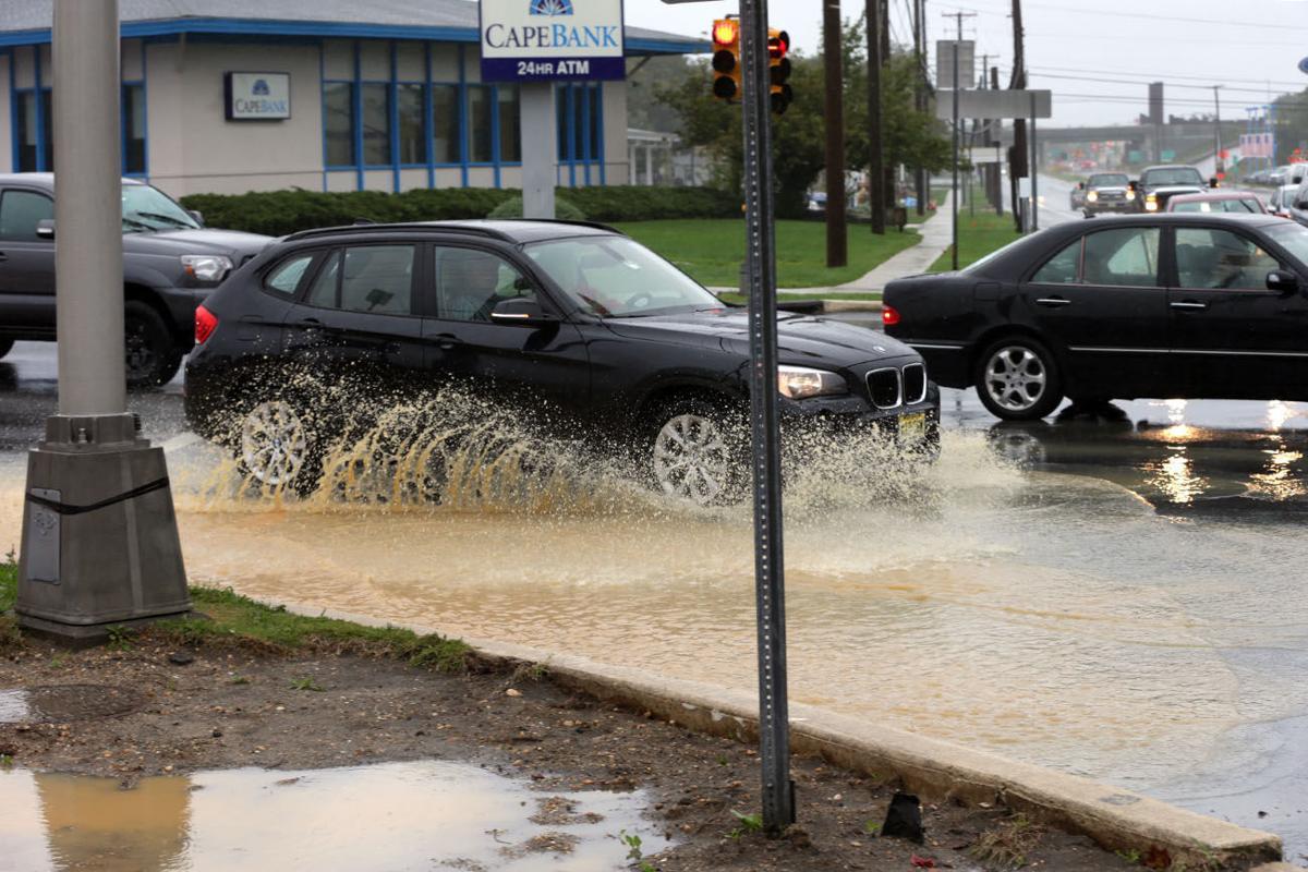 Flooding in Egg Harbor Township