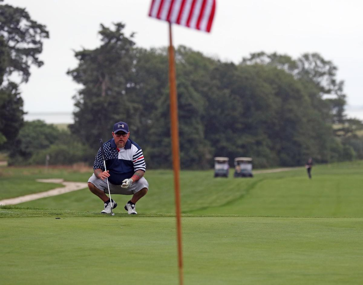 Veterans Golfers Assocation North Region Qualifier