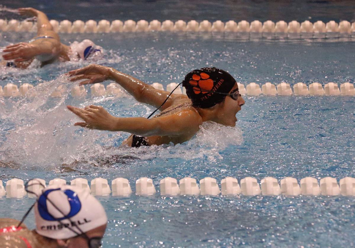 Oakcrest wins Swimming National Title