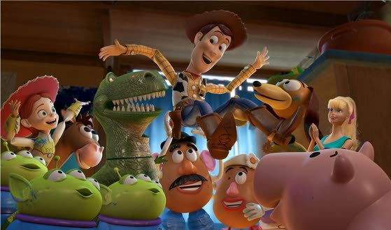 Movie review: 'Toy Story 3'