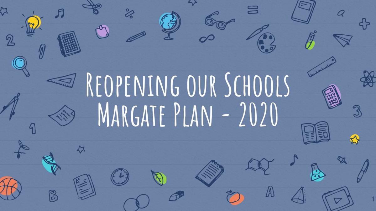 Margate reopening plan