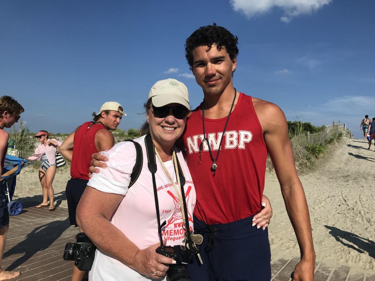 SEEN at Beschen-Callahan Memorial Lifeguard Races