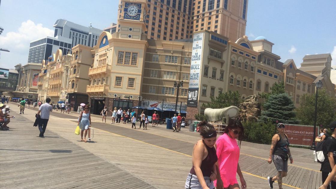 bally s casino atlantic city entertainment