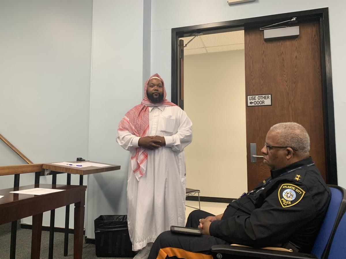 Citizens Advisory Board Meeting - Sadiq