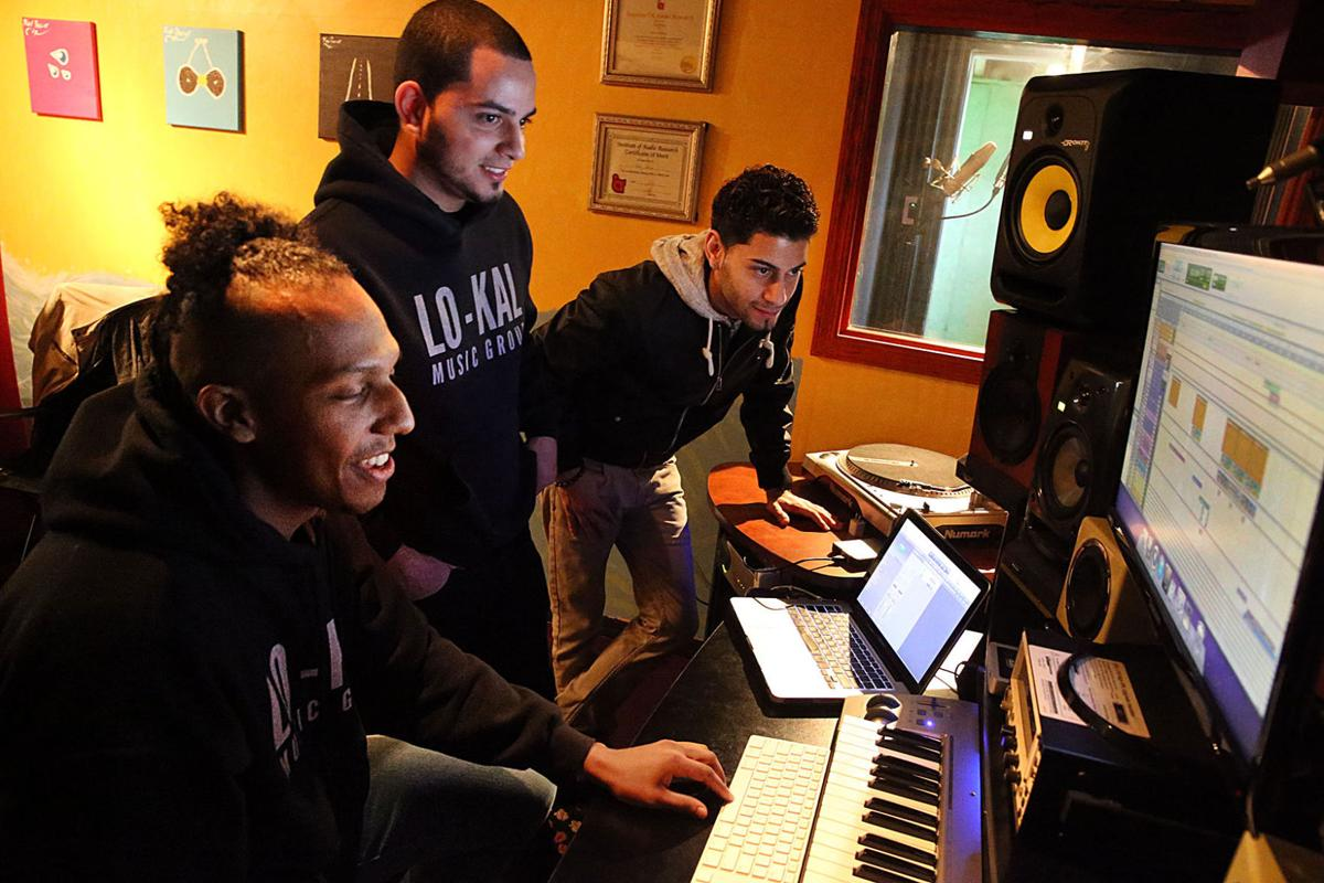 Local hip-hop label wants music rooted in South Jersey