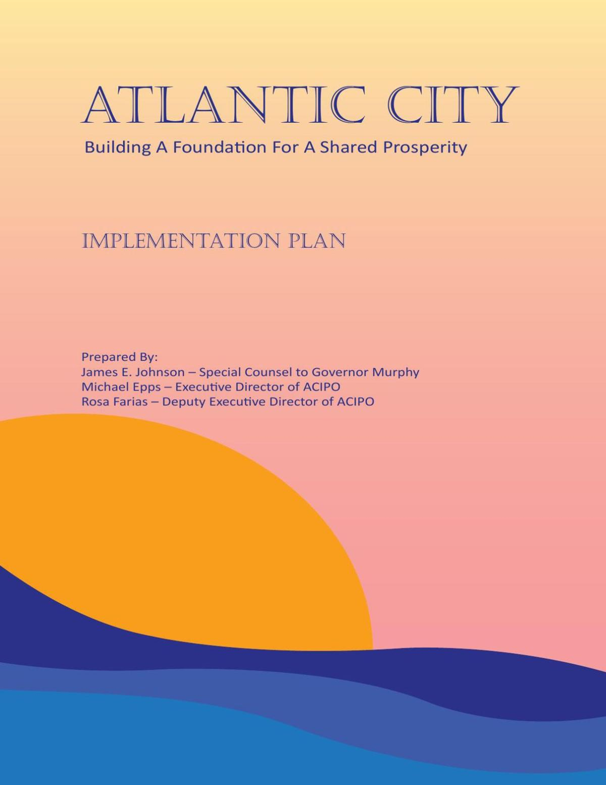 Atlantic City Implementation Plan