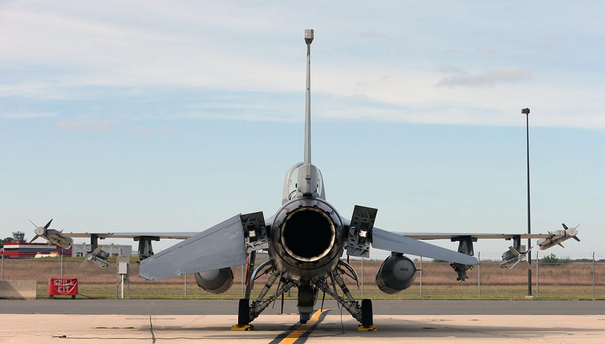 177th Fighter Wing To Hold Training Drills This Weekend Local News Pressofatlanticcity Com
