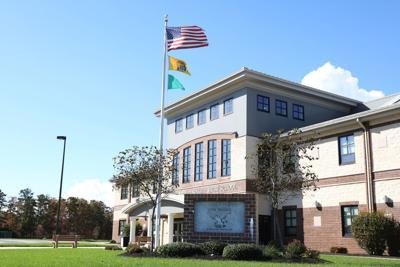 Egg Harbor Township High School front