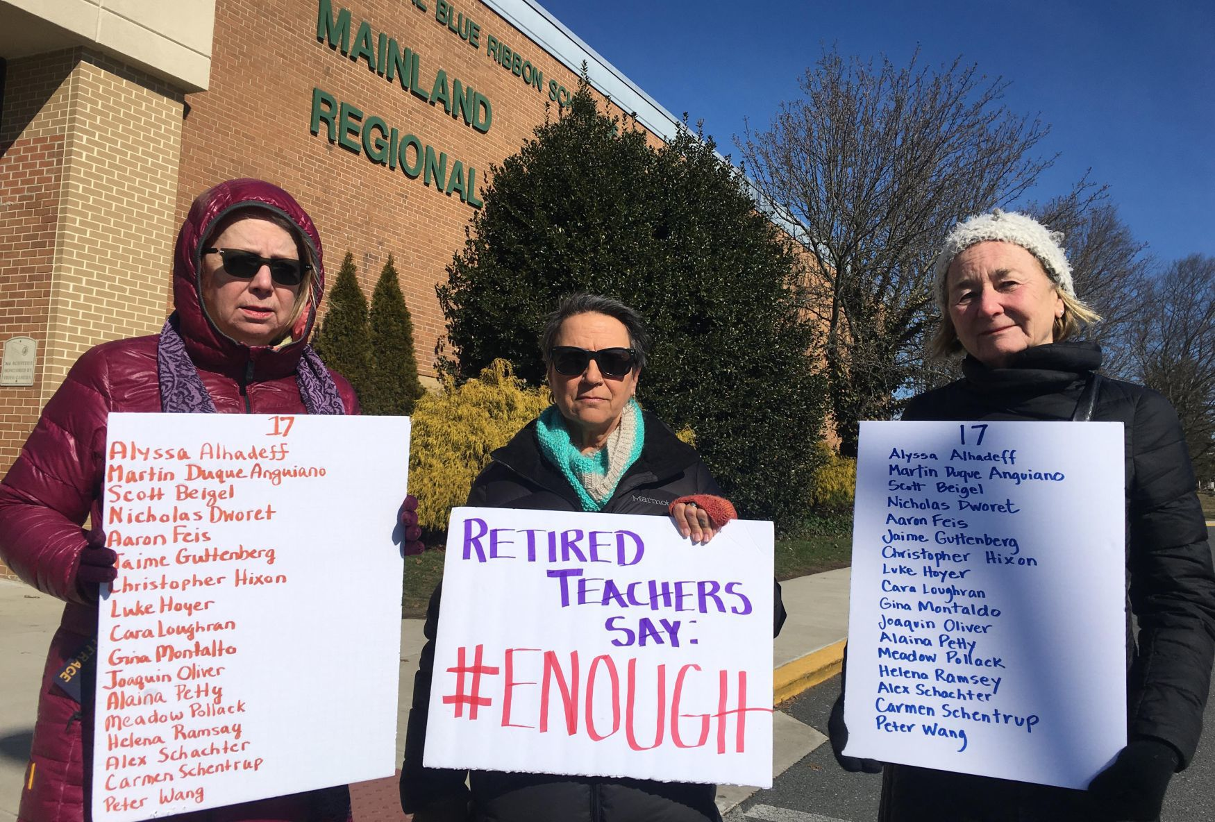 South Jersey schools participate in national Enough