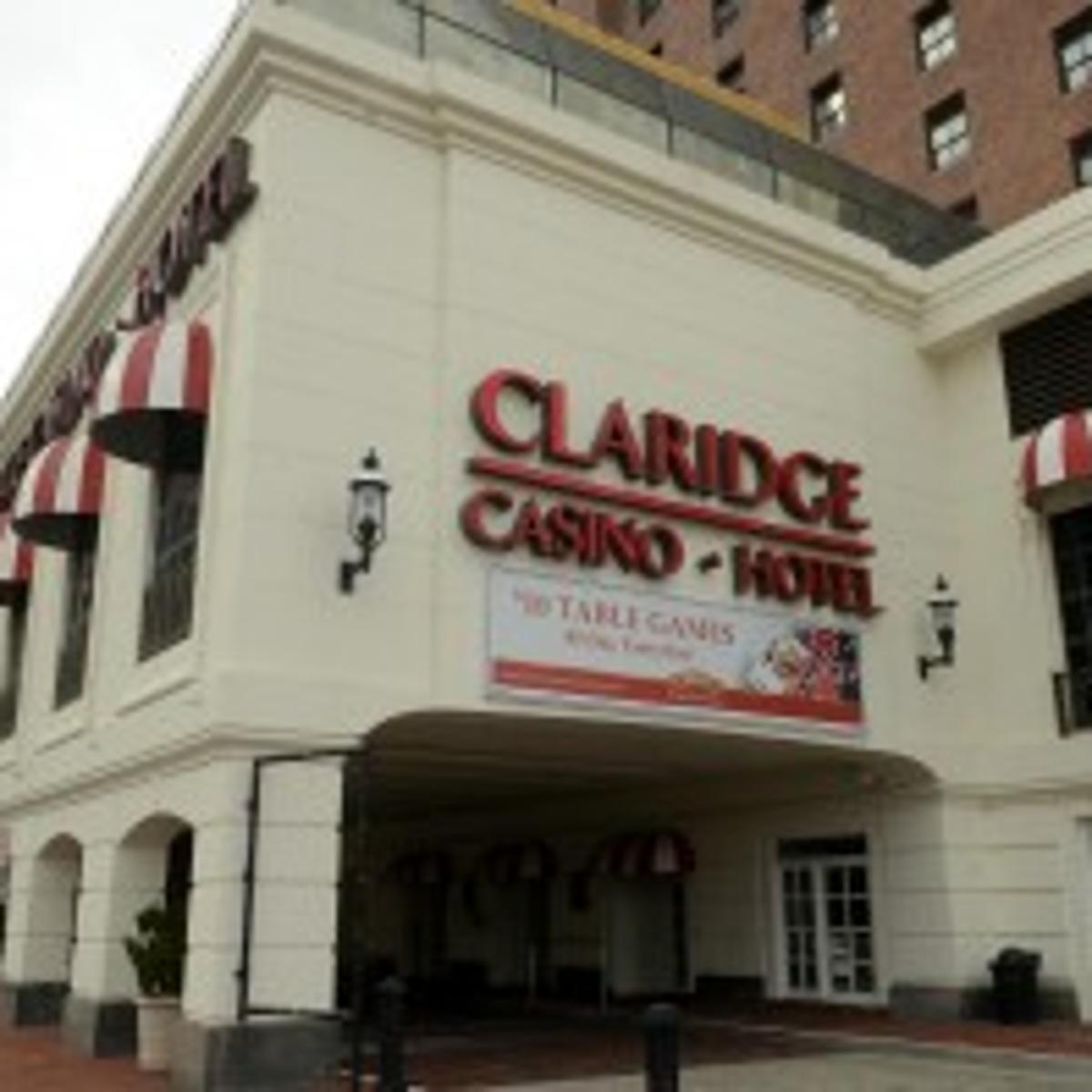 Claridge Casino Atlantic City Nj