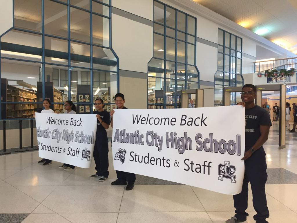 New year, new principal, new focus at Atlantic City High