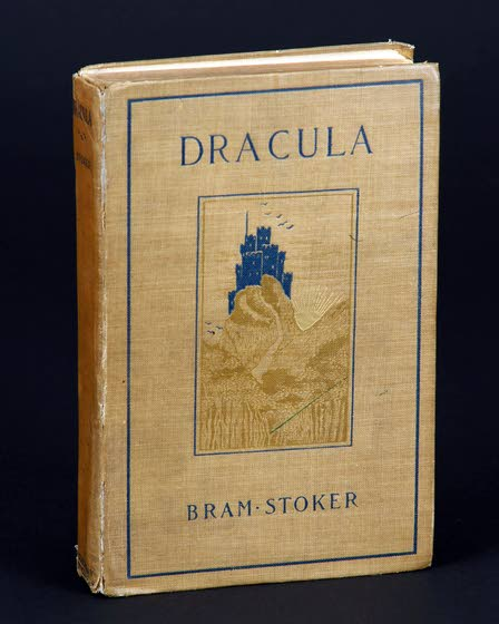 As Halloween nears, check out the evolution of Dracula