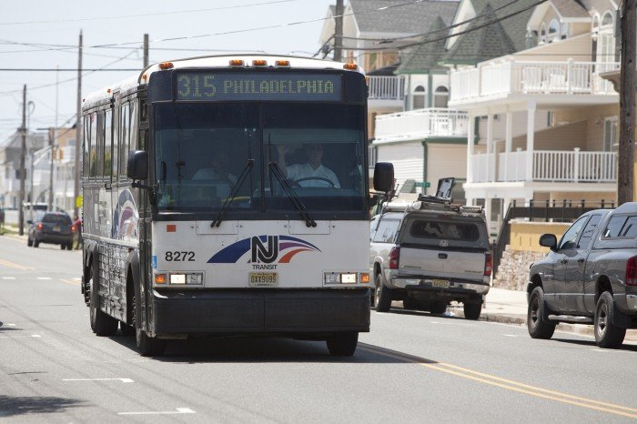 nj transit suspends bus service to sea isle city citing aging bridge soon to be crowded resort. Black Bedroom Furniture Sets. Home Design Ideas