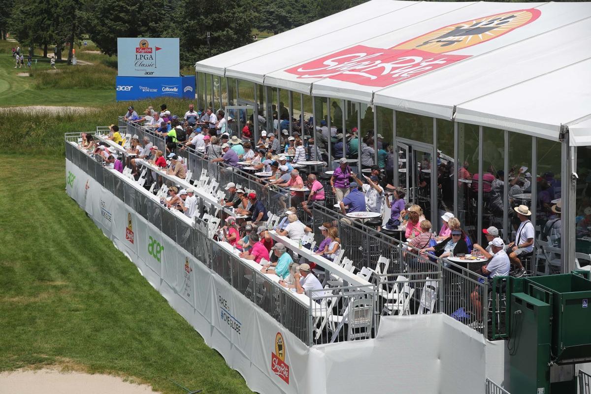 1st Round of ShopRite LPGA Classic