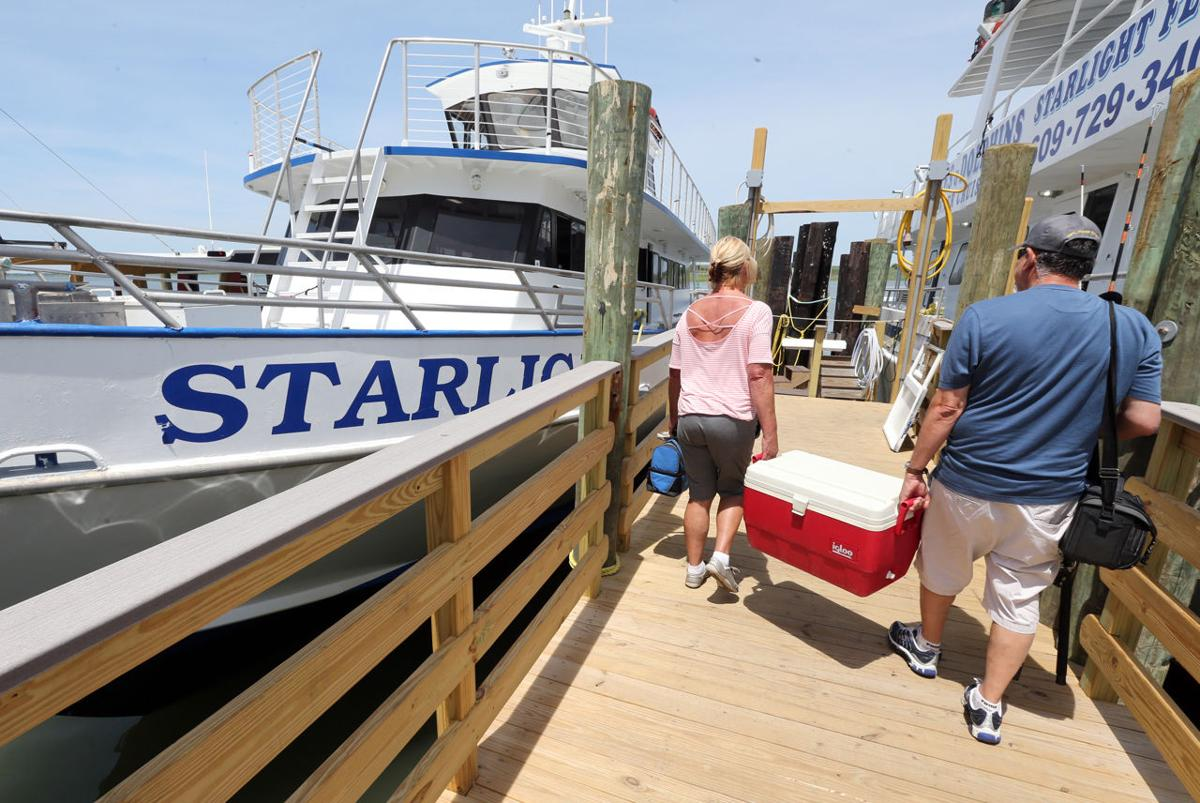 Explore the shore party boat fine fishing vessel for for Wildwood nj fishing charters