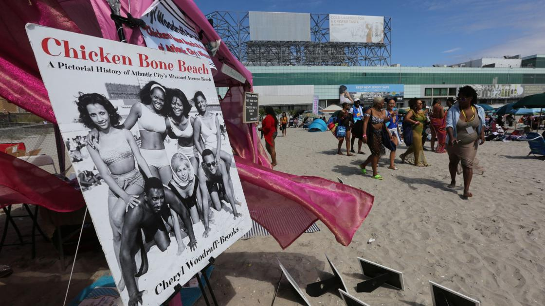 With love, black women reclaim Atlantic City's Chicken Bone Beach