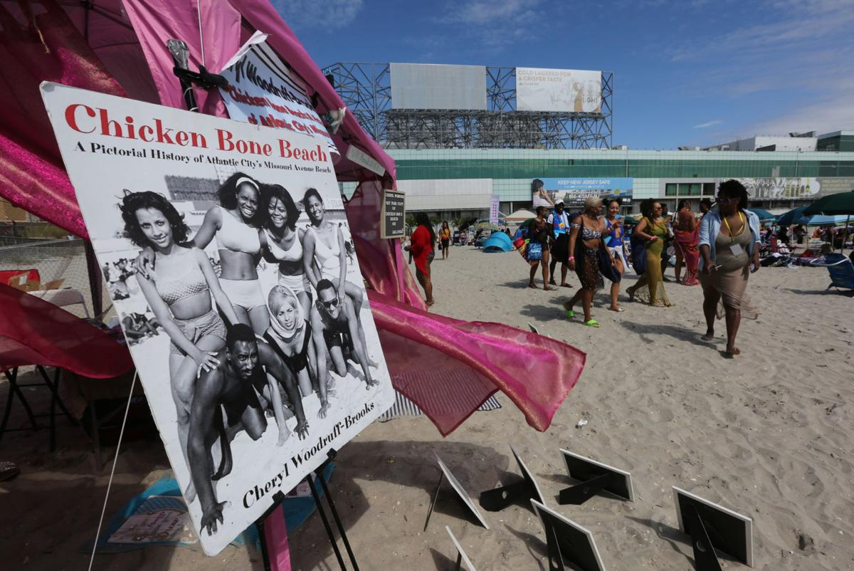 Black Girl Beach Day