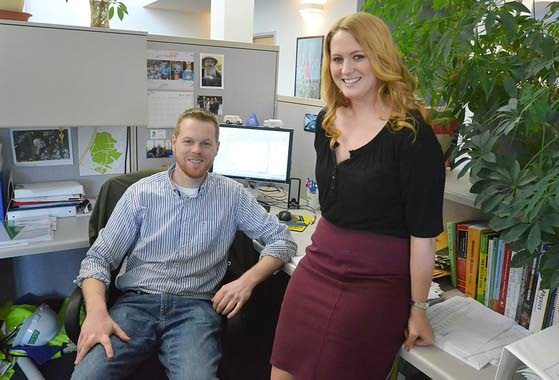Having fun and helping outUnited Way program gets young professionals involved
