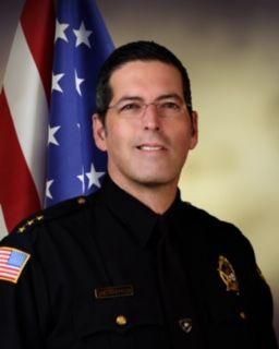 Atlantic County Sheriff Eric Scheffler