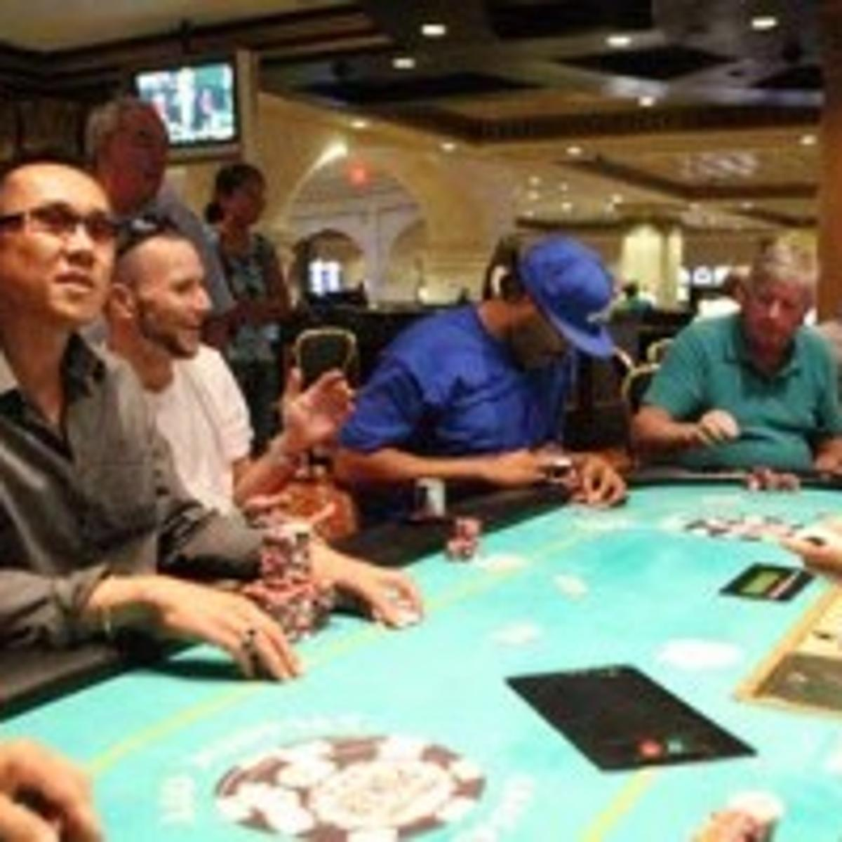 Online live casino singapore government