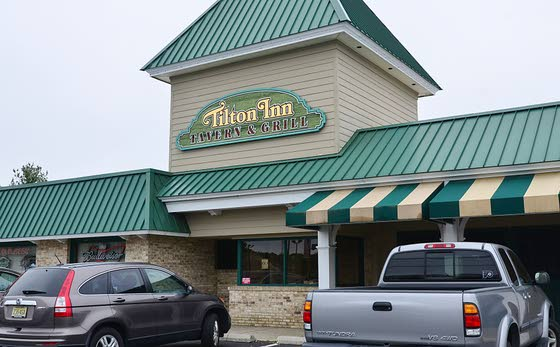 Corner Table review: Tilton Inn serves up great wings, grown-up portions