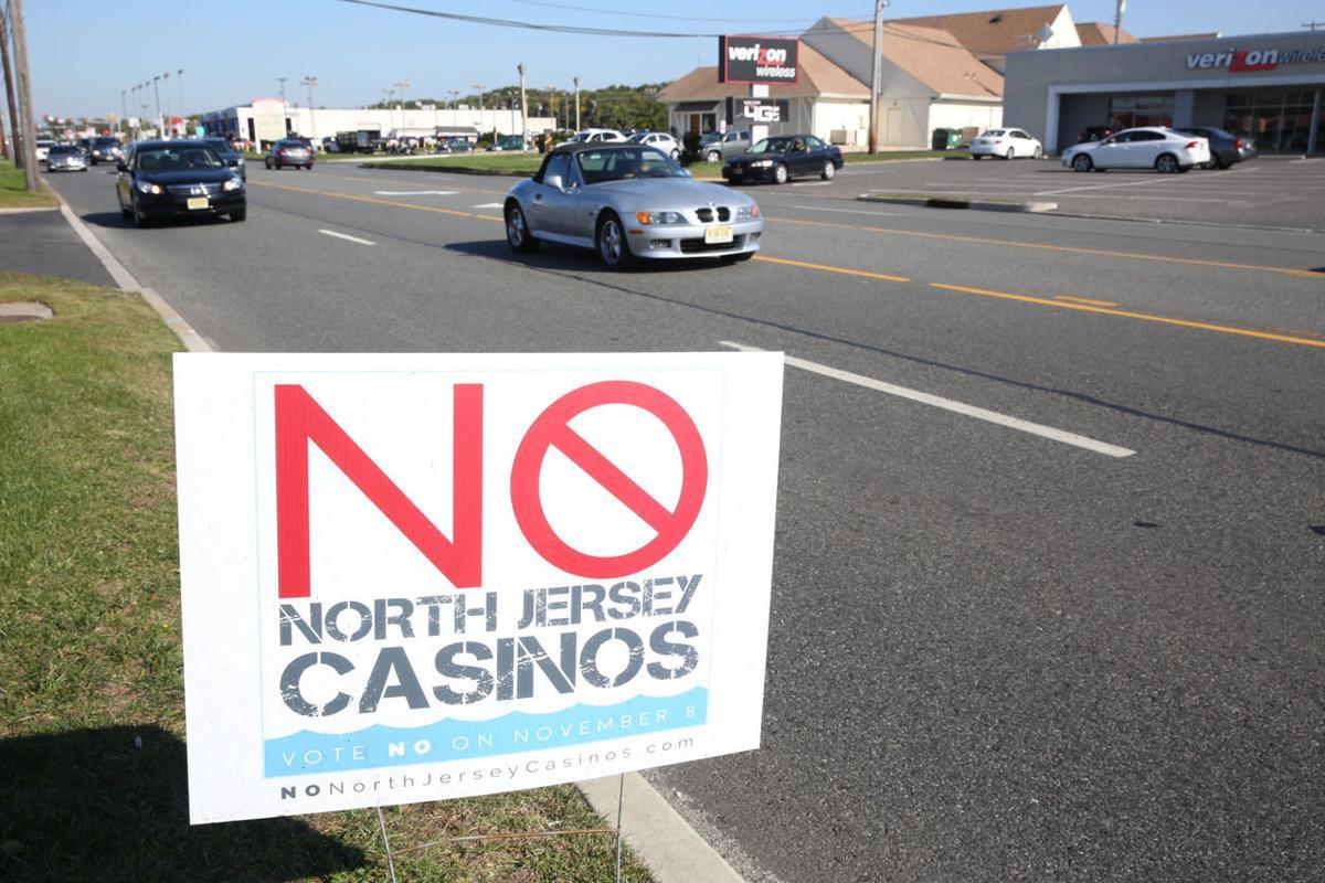 Casino Vote