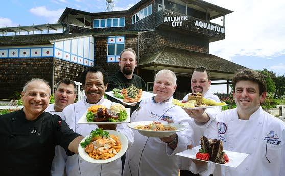 Chefs at the Shore celebrates 10th anniversary